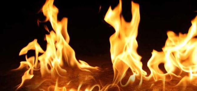 Lefkoşa ve Gazimağusa da yangın var!