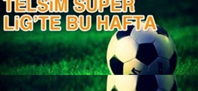 Teslim Süper Lig'de bugün