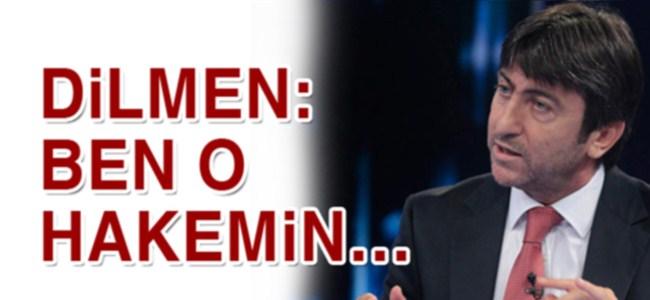 """Rıdvan Dilmen: """"Ben o hakemin lisansını yırtarım"""""""