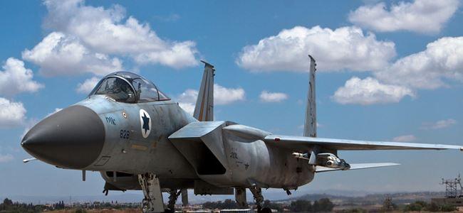 İsrail Hava Kuvvetleri'nin RMMO'yla müşterek tatbikatı başladı