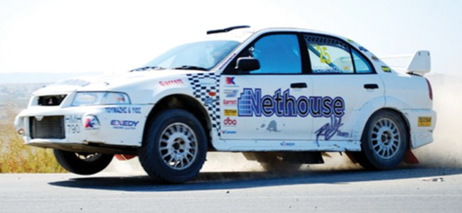 İlk ralli Hyundai Asok'ta
