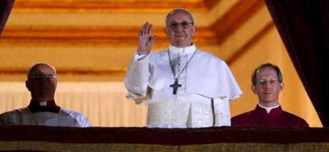 Yeni Papa, Jorge Mario Bergoglio