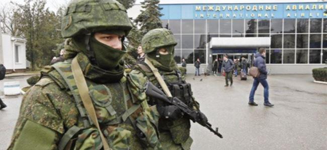 Rusya silahlı işgale başladı