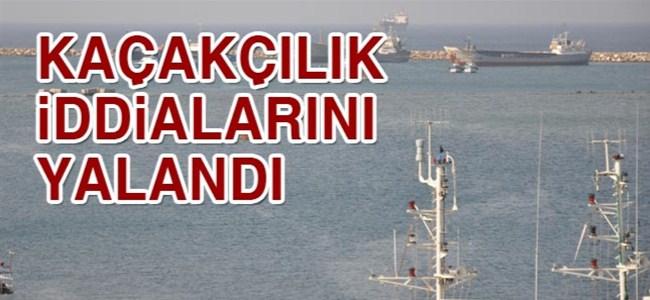 Serbest Liman Yönetimi'nden kaçakçılık iddialarına yanıt geldi