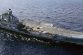 Anastasiadis, Rus uçak gemisini dün ziyaret etti