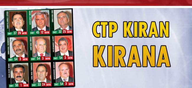 CTP kıran kırana