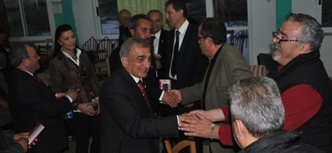 """Arabacıoğlu: """"Başkentte değişim başlayacak"""""""