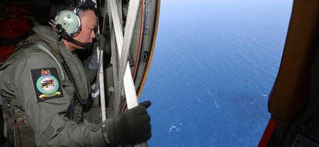 Kayıp uçağı 10 ülke arıyor