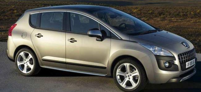 Peugeot 3008'de yeni bir seçenek
