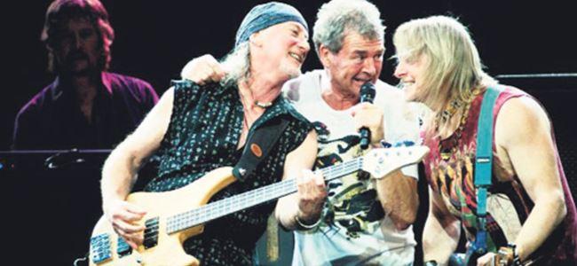 Kıbrıs'ta Deep Purple krizi