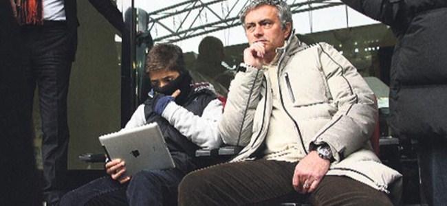 Mourinho onu istedi
