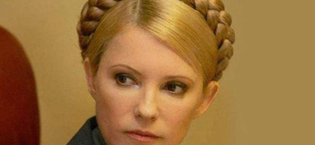 Timoşenko adaylığını açıkladı