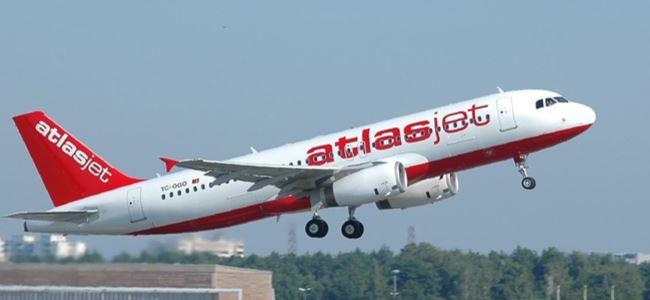 Photo of Atlasjet, Kıbrıs'ı İngiltere'ye uçuracak
