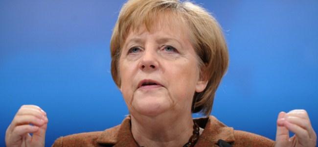 Merkel Rumları uyardı!