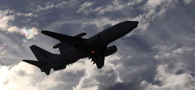 Kayıp uçaktan ikinci sinyal