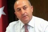 Çavuşoğlu: Kıbrıs'ta çekilen sıkıntıların temeli Enosis
