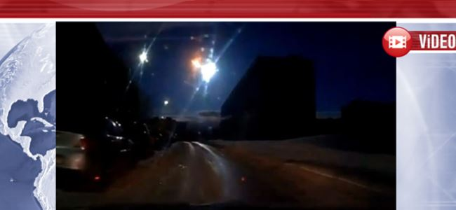 Rusya'da ikinci meteor vakası