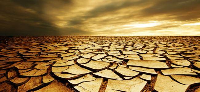 Son 25 yılın en kurak yılı yaşanıyor