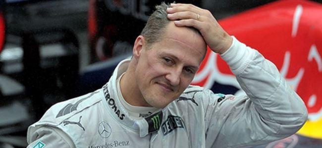 Schumacher'den iyi haber