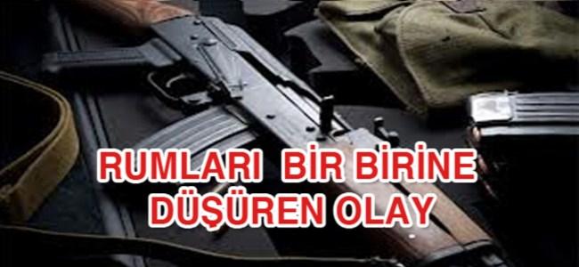 Kıbrıslı Türk'ün evi  ve arazisi yüzünden Rumlar bir birine girdi !