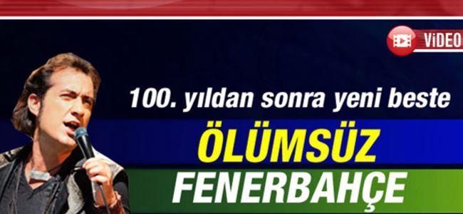 Kıraç'tan yeni Fenerbahçe marşı