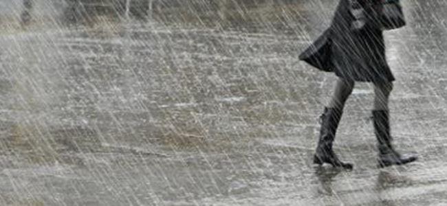 Meteoroloji'den yağmur müjdesi!