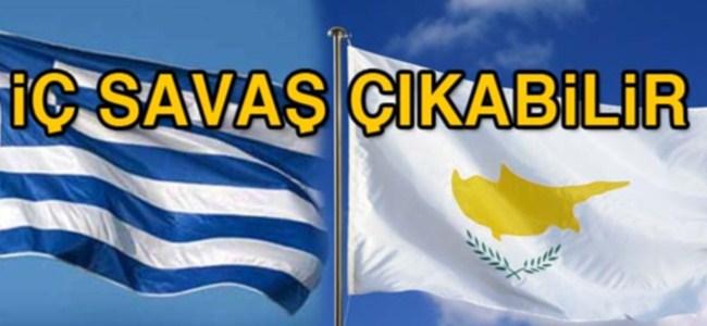 """Rum-Yunan """"İç savaşına ramak kaldı"""""""