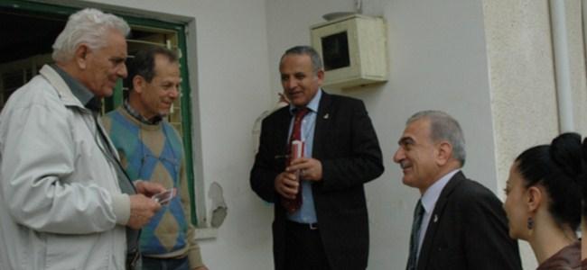"""Arabacıoğlu: """"Lefkoşa Halkına Hak Ettiği Lefkoşa'yı Sunacağız"""""""