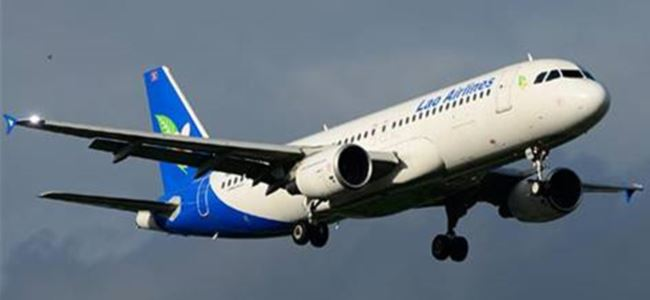 Laos'ta uçak kazası