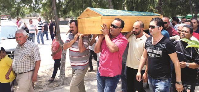 Rezvan Kurşiniler gözyaşlarıyla uğurlandı