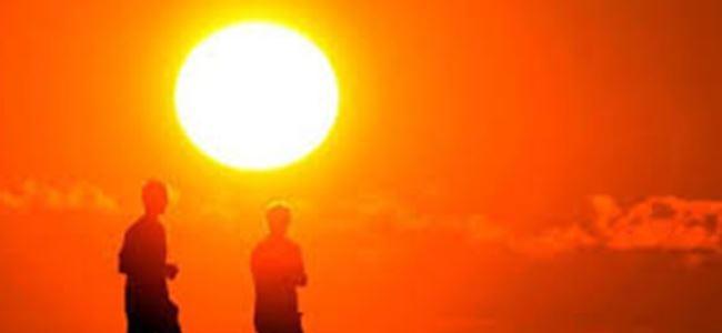 Çin'de sıcaklık alarmı