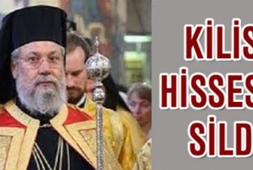 Kıbrıs Bankasına Bir de Kilise Darbesi !
