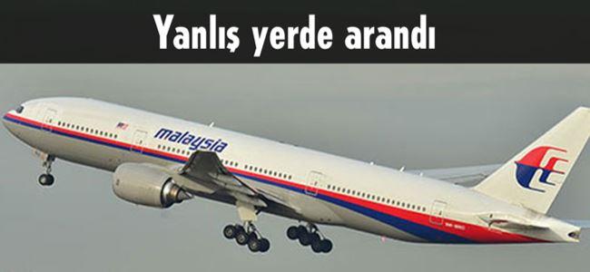 Kayıp uçakla ilgili şok açıklama!