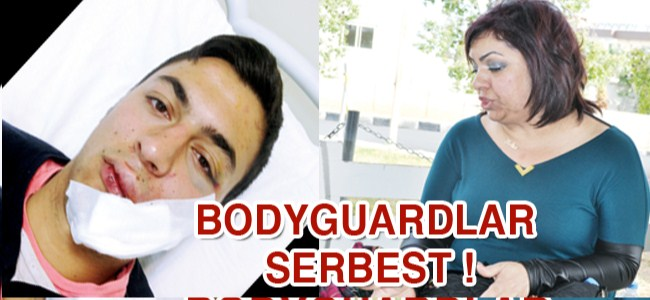 Bodyguardlar serbest, öğrenciler tedirgin