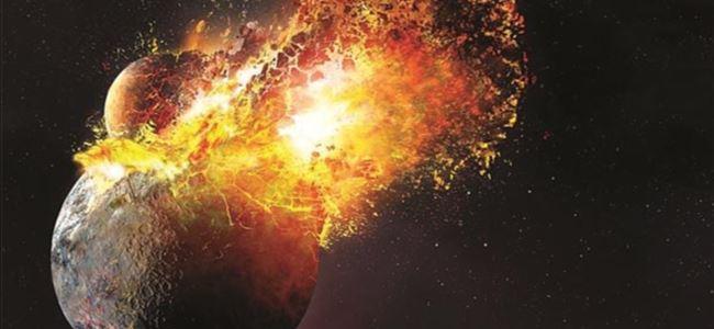 4.5 milyar yıl önce