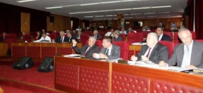 Meclis`te istibdal kararları görüşüldü