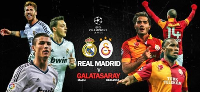 İşte Real Galatasaray iddia oraları!