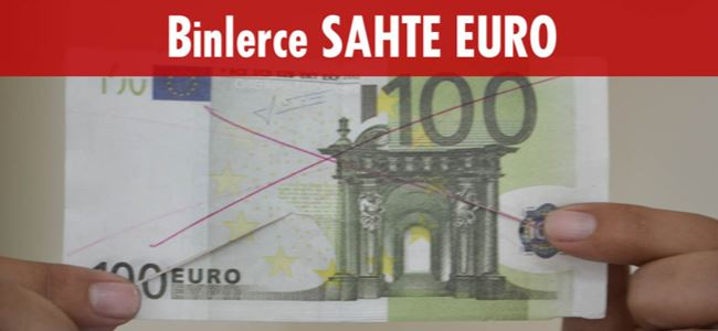 İki toplumlu sahte Euro çetesi