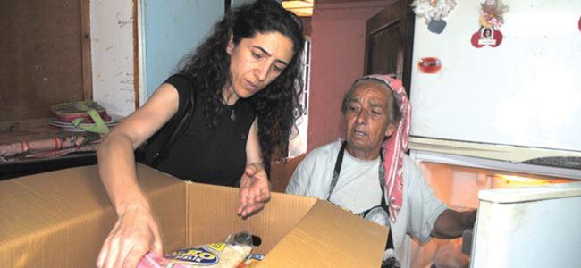 Yınal ailesine yardım seferberliği