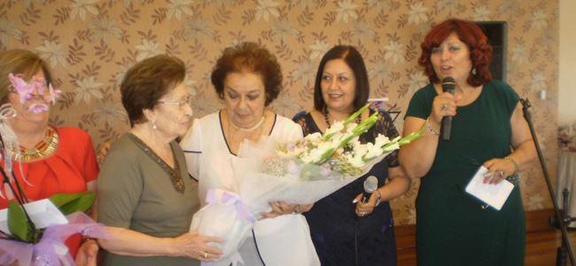 Kadınlar birliği 61'inci yılını kutladı