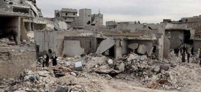 Suriye'deki olaylarda 105 kişi öldü