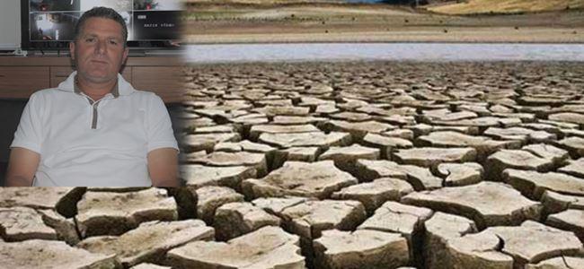 Kuraklık Yeşilyurt'ta üreticileri vurdu