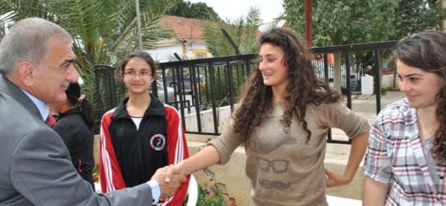 """Arabacıoğlu: """"Lefkoşa'yı bir sanatçı merkezi haline dönüştüreceğiz"""""""