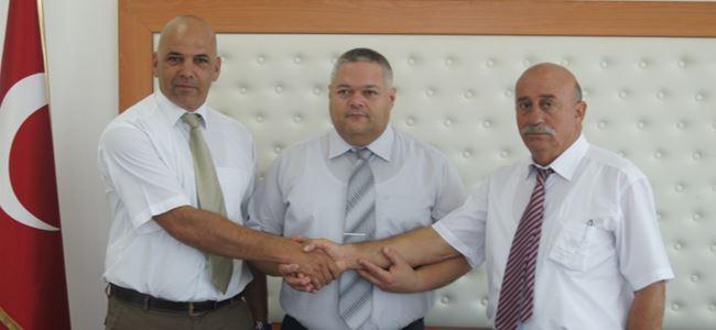 Mehmetçik Belediyesi'nde Sarıçizmeli görevi devraldı