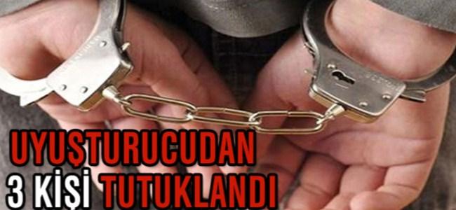 Toplam 3 Kişi Tutuklandı…