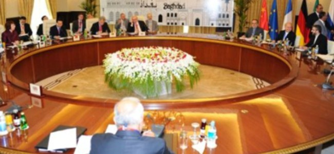 Nükleer Çalışmalarla İlgili İran'da Müzakereler Başladı.