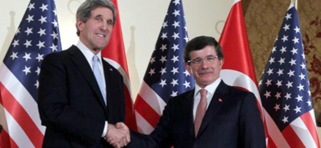 """Davutoğlu,""""Rumlar Tutumlarında Israr Ederlerse Bölge Ciddi Şekilde Isınır""""."""