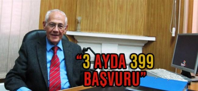Taşınmaz Mal Komisyonu'na Son 3 Ayda 399 Başvuru…