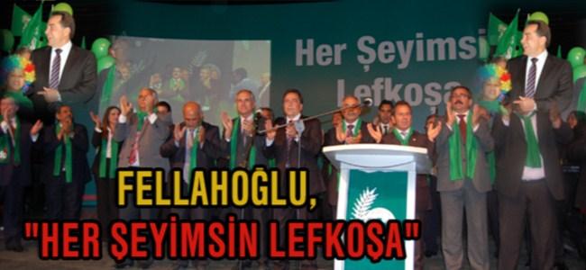 """Fellahoğlu, """"Her Şeyimsin Lefkoşa"""""""