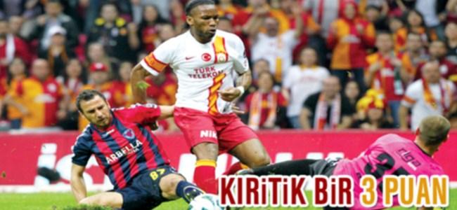 Galatasaray'dan Çılgın Galibiyet